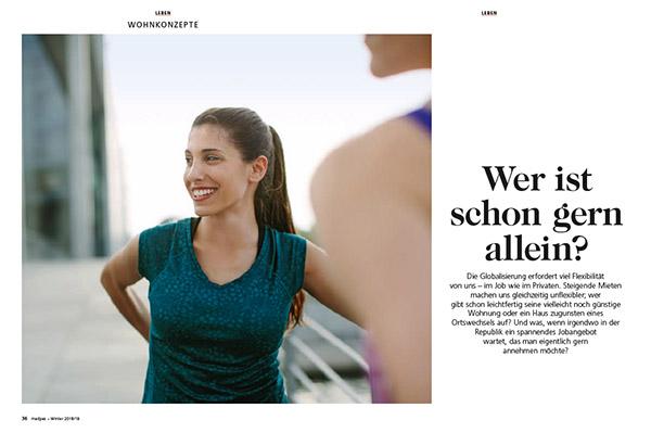 medpex Magazin - Wohnkonzepte