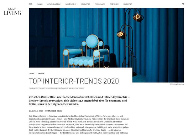 Top Interior-Trends 2020