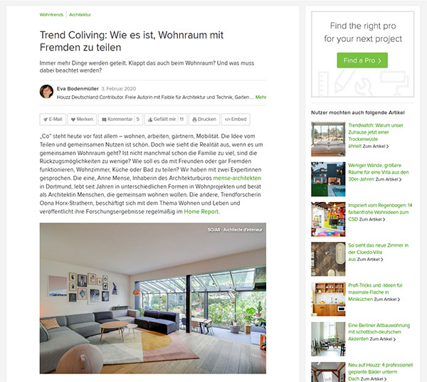 Trend Coliving