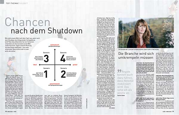 möbel kultur: Chancen nach dem Shutdown