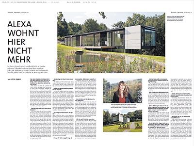 Tagesspiegel: Alexa wohnt hier nicht mehr