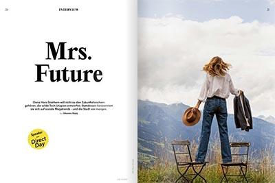 Mrs. Future