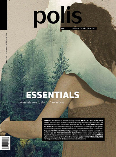 polis essentials: The agora principle and the new ancients