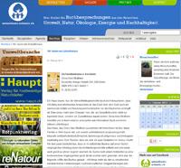 Umweltnetz-Schweiz-Buchbesprechung